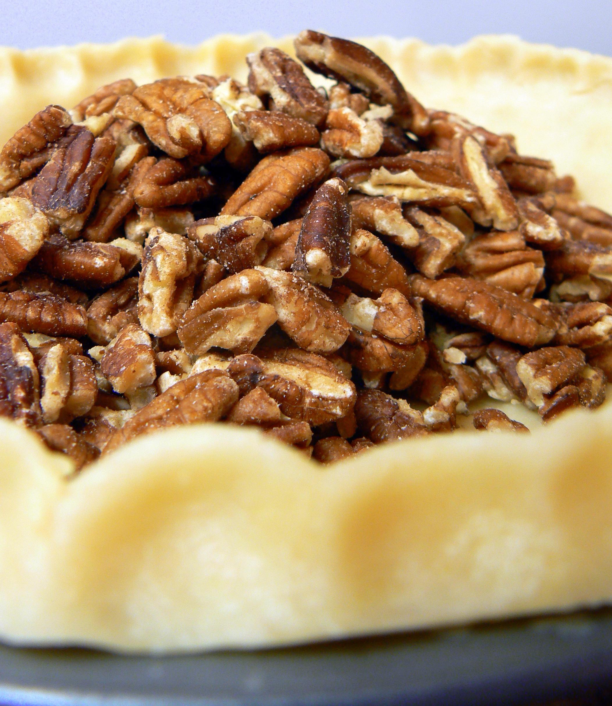 Pioneer Woman's Pecan Pie