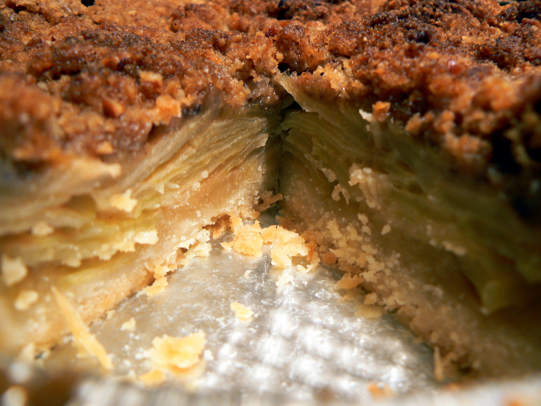 Dreamy Apple Pie – Crazy Jamie
