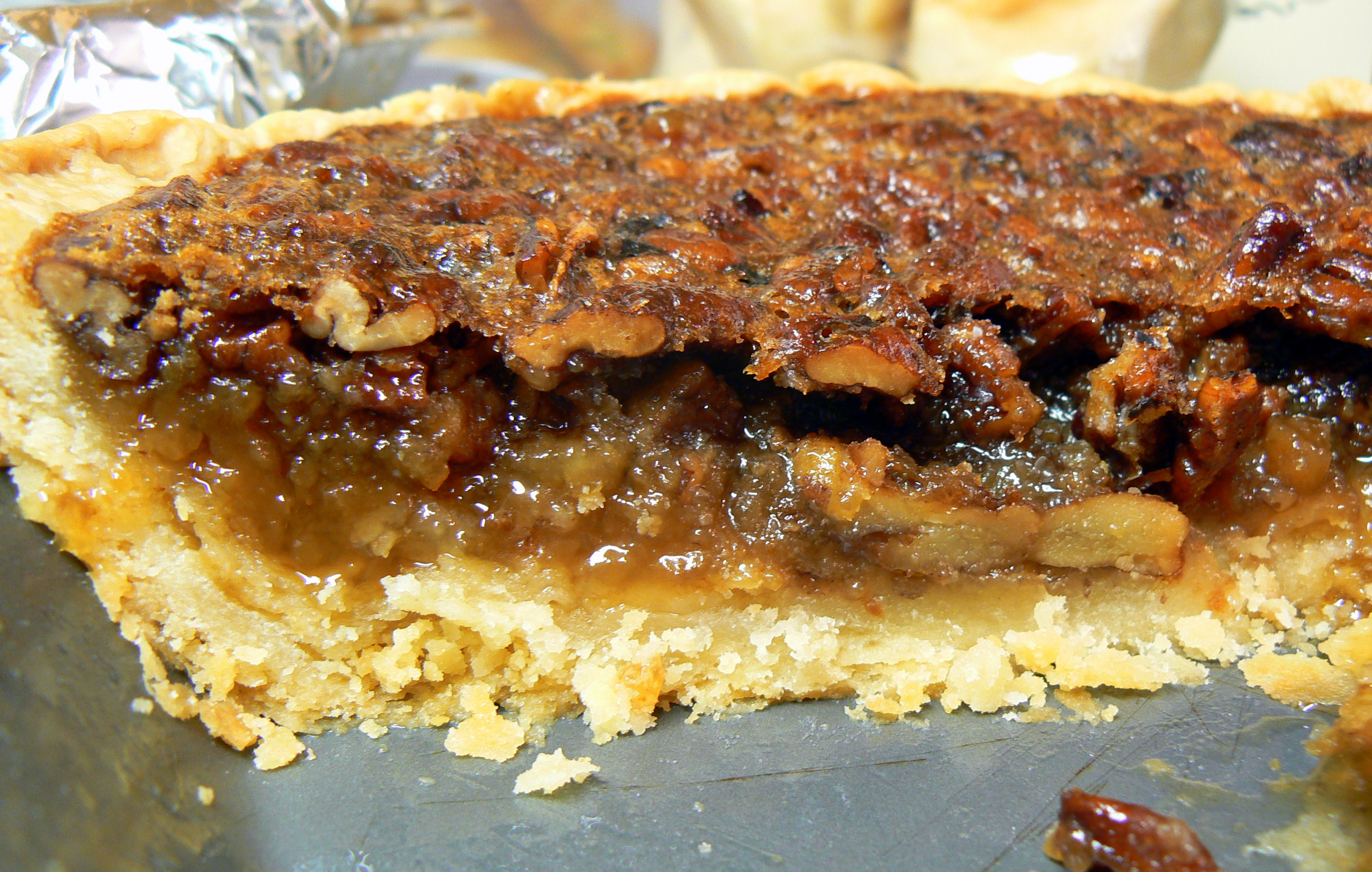 Pioneer Woman's Pecan Pie | Crazy Jamie's Blog